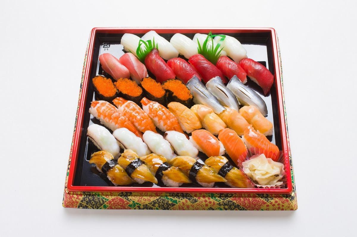 握り寿司 人気のネタをバランスよく厳選した「握り寿司」